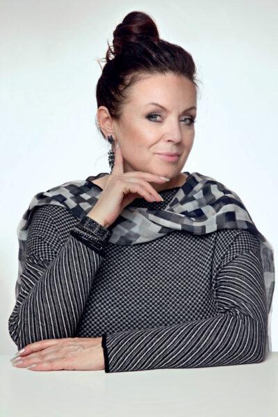 Hanna Banaszak, fot. z książki pt. Tak brzmi Wielkopolska. Regionalny nieoczywisty przewodnik muzyczny