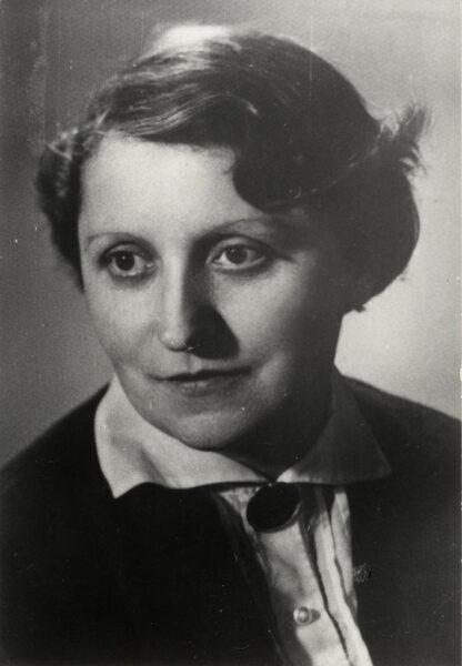 Marianna Marszałkowska-Kaniewska, fot. Archiwum IPN, spuścizna po Marianie Woźniaku