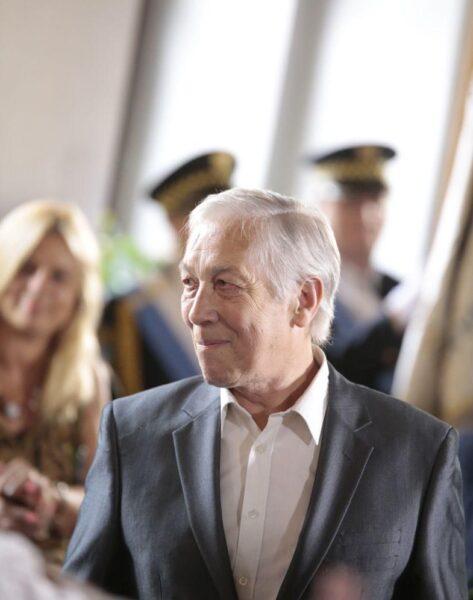 Lech Raczak, fot. Krzysztof Fabiański