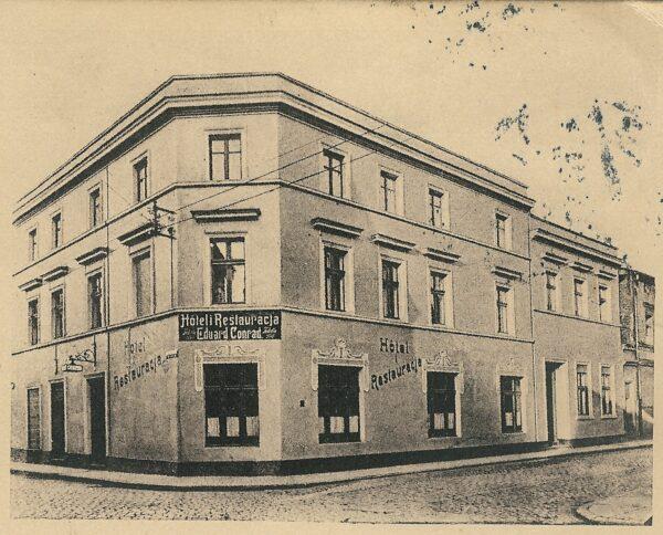 Hotel i restauracja Conrad, fot. ze zbiorów Z. Sochy