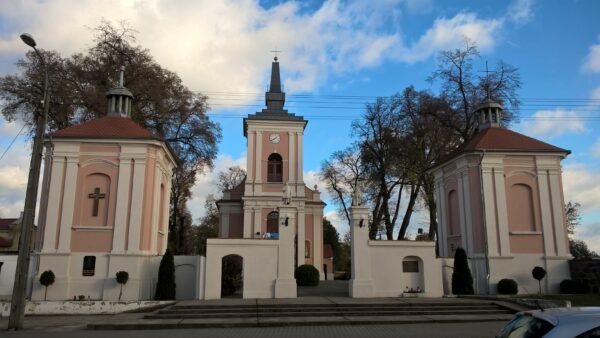 Kościół pod wezwaniem św. Michała Archanioła w Kwilczu fundacji Adama, Jana i Antoniego Kwileckich, fot. M. Dachtera