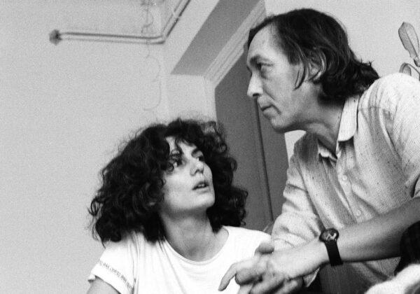 Lech Raczak i Daria Anfelli, fot. z archiwum Lecha Raczaka