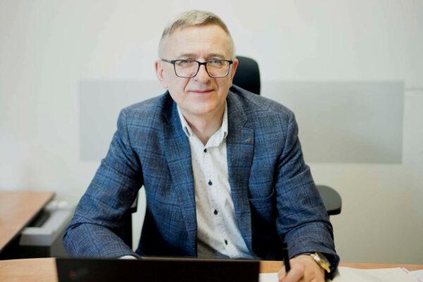 Włodzimierz Mazurkiewicz, dyrektor Departamentu Kultury UMWW, fot. Dawid Tatarkiewicz