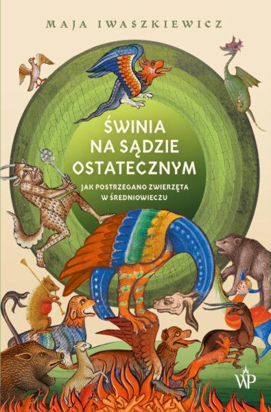 fot. Wydawnictwo Poznańskie, okładka, materiały promocyjne