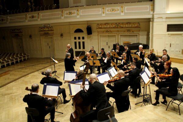 Koncert jubileuszowy Agnieszki Duczmal, fot. W. Kabata