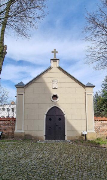 Kaplica grobowa Engestromów, fot. Emilian Prałat