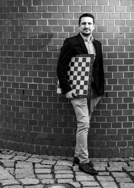 Maciej Cybulski, fot. P. Kosicki