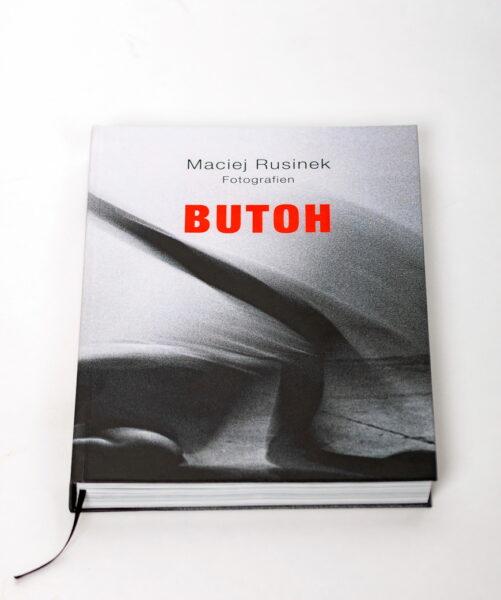"Maciej Rusinek ""Tadashi Endo – Butoh MA"""