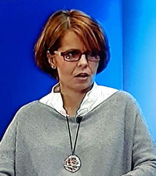 Ewa Mikołajczak - Dyrektor Biura Towarzystwa Muzycznego im. H. Wieniawskiego
