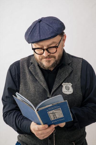 Jarek Mikołajczyk, fot Dawid Stube