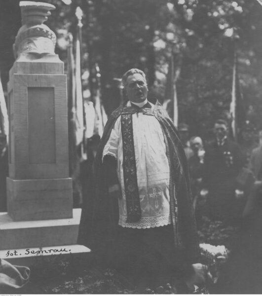 Uroczystość poświęcenia pomnika Powstańców Wielkopolskich, fot. NAC