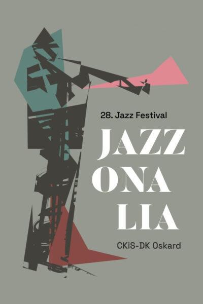Jazzonalia 2021, plakat