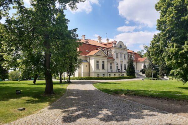 Pałac w Winnej Górze, fot. Olga Urban