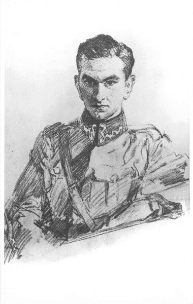 Juliusz Chłapowski, fot. Archiwum Rodziny Chłapowskich