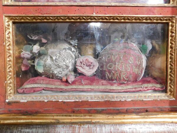 Lądzkie głowy relikwiarzowe, fot. Emilian Prałat