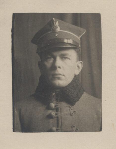 Zdzisław Chłapowski, fot. Centralne Archiwum Wojskowe
