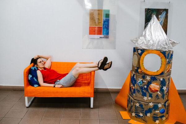 Katarzyna Wilczkowska, fot. Dawid Stube