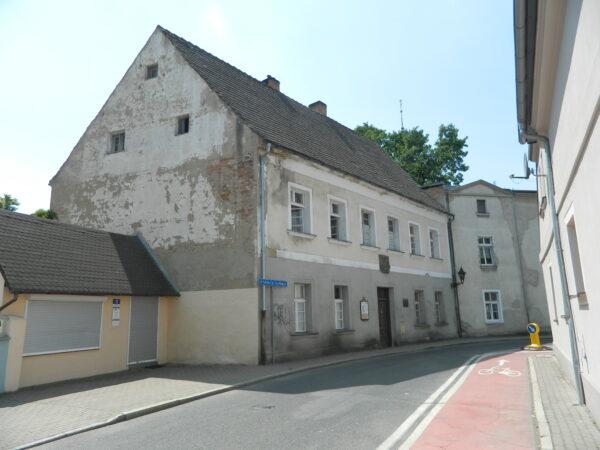 Dawny szpital św. Jerzego, fot. M. Gołembka