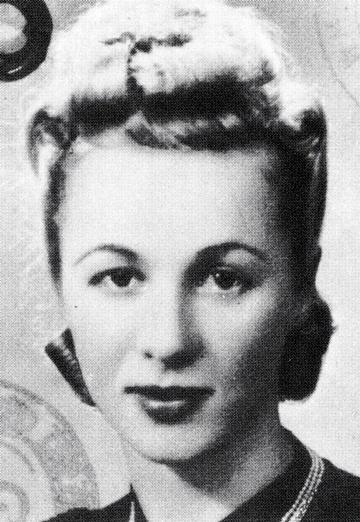 Marie Rapp, fot. z archiwum autora