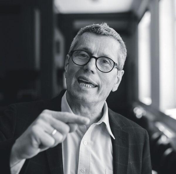 Henryk Szopiński, przewodniczący Komisji Kultury Sejmiku Województwa Wielkopolskiego, fot. Daniel Cichy