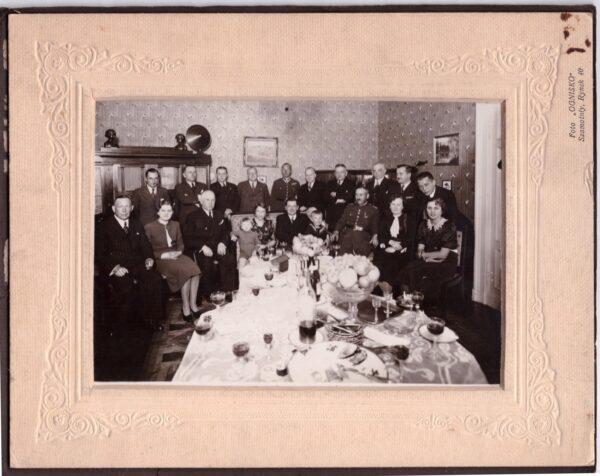 Fotografia podarowana przez Państwa Smulkowskich, fot. z zasobów Muzeum Zamek Górków