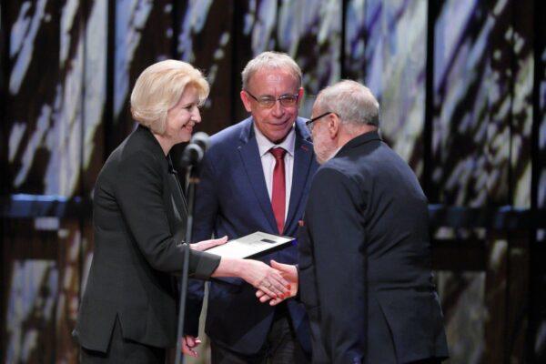 Jan Gondowicz, fot. M. Kaczyński, CK Zamek