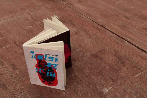 Jolanta Nawrot, Płonące główki, stygnące stópki, fot. materiały promocyjne