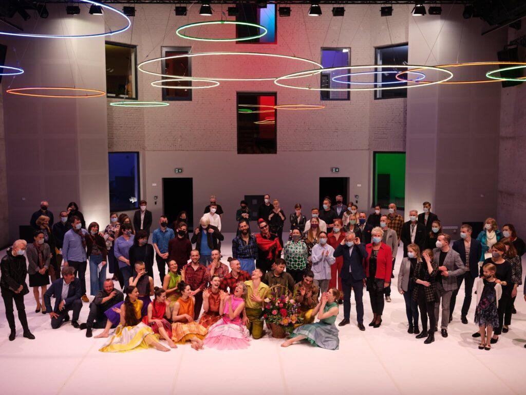 W sobotę zwiedź siedzibę Polskiego Teatru Tańca!
