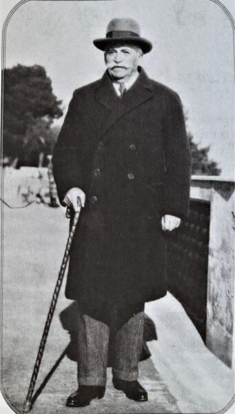 Aleksander Janasz, fot. zbiory rodziny Janaszów
