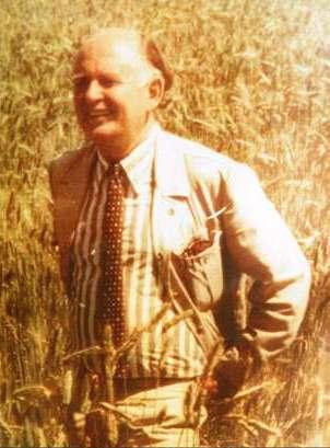 Prof. Tadeusz Wolski, fot. Centralna Biblioteka Rolnicza