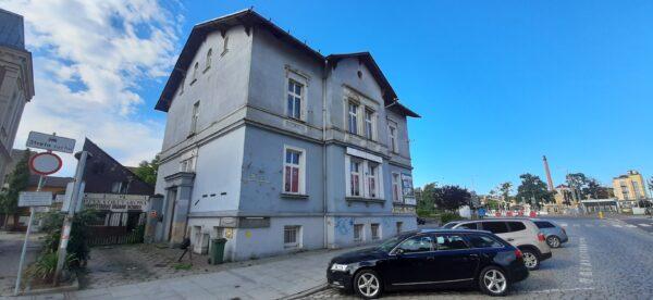Budynek przy Słowiańskiej 61, fot. M. Gołembka
