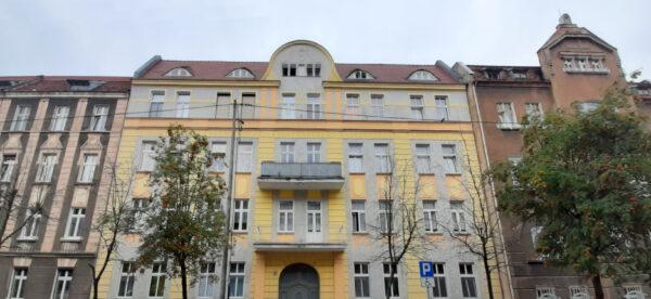 Budynek przy ul. Jagiellońskiej 3, fot. M. Gołembka