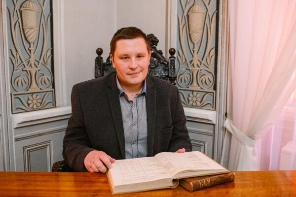 Stanisław Borowiak, fot. D. Stube