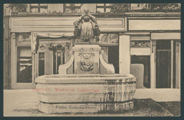 Studnia Bamberki w Poznaniu, fot. Polona