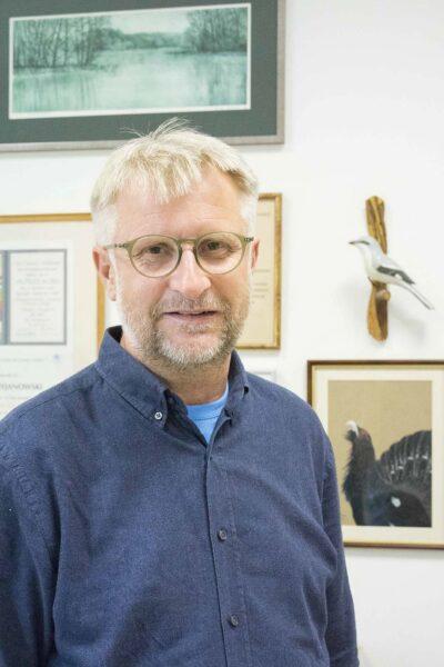 Piotr Tryjanowski, fot. D. Tatarkiewicz