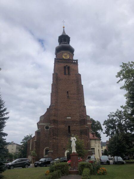Kościół św. Jana w Lesznie, fot. M. Dachtera